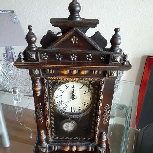 Antique clock from estate sale in Florida